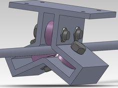 Linear Bearing by ZNahum.  http://www.pinterest.com/rubenaburto2/ideas-para-el-hogar/?utm_campaign=activity&e_t=c666504f44b546908b16529dc9266f5c&utm_medium=2003&utm_source=31&e_t_s=board