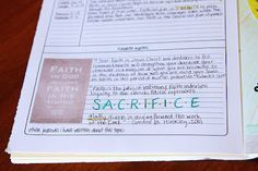 There are 2 ways to do a Topics Scripture Journal. You can either pick topics beforehand and list them alphabetically and then fill the. Scripture Reading, Scripture Study, Scripture Journal, Inductive Bible Study, Lds Scriptures, Bible Mapping, Study Board, Personal Progress, Memory Verse