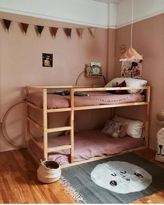 35 Fascinating Shared Kids Room Design Ideas - Planning a kid's bedroom design can be a lot of fun.