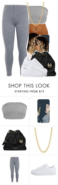 """Cute"" by jchristina ❤ liked on Polyvore featuring interior, interiors, interior design, home, home decor, interior decorating, MICHAEL Michael Kors, Gogo Philip, John Lewis and adidas Originals"