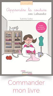 apprendre la couture laetitia leduc