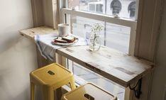 Living.cz - Jak se pohodlně usadit v malé kuchyni?