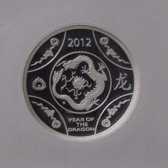 2012-P Australia Silver S$1 Year of Dragon Proof  NGC PF70 Ultra Cameo