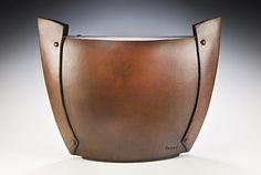 Memories a Ceramic Vessel by Ron Artman Studio
