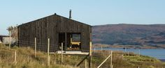THE BLACK SHED - Isle of Skye, Scotland, UK