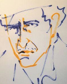 いいね!7件、コメント1件 ― @1mindrawのInstagramアカウント: 「#1mindraw #bobdylan #ボブディラン #19410524 #birthday #誕生日 #portrait #筆ペン画」