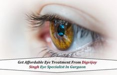 Digvijay Singh is the director of Noble Eye Care, Gurgaon. An ophthalmologist specializing in Pediatric ophthalmology, Strabismus (Squint), Glaucoma and Neuro-ophthalmology. Eye Treatment, Cool Eyes, Pediatrics, Clinic