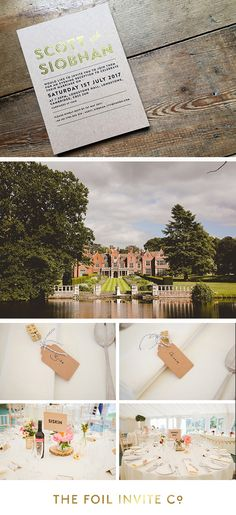 Real Wedding Stories - A Rustic Wedding in Cambridgeshire Wedding Story, Wedding Blog, Real Weddings, Rustic Weddings, The Shining, Rustic Charm, Gold Foil, Wedding Stationery, Proposal