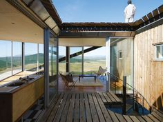 Kiltro House by Supersudaka Chile, Butterfly Chair, Detached House, Interior Inspiration, Countryside, Home Goods, Pergola, Outdoor Structures, The Originals