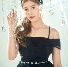 Forever Girl, My Forever, Japanese Girl Group, Woollim Entertainment, Girl Photos, Yuri, Cute Girls, Honda, Pearl Necklace