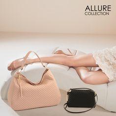ALLURE COLLECTION #loristella #allure #bags #winter #love #model