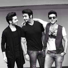 """Il Volo: """"Friendship isn't a big thing — it's a million little things."""" 9/25/14 ♥♫♪♥"""
