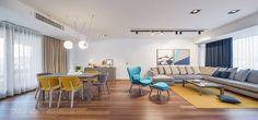 Żółte krzesła w jadalni | Bajkowe Wnętrza