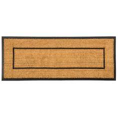 Floor Rugs & Mats, Home Co. Rugs And Mats, Coir, Floor Rugs, Sliding Doors, Outdoor Living, Flooring, Home Decor, Sliding Door, Outdoor Life
