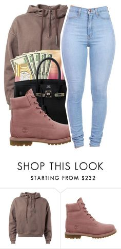 """Untitled #427"" by mindset-on-mindless ❤ liked on Polyvore featuring beauty and Timberland"