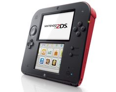 Nintendo announces 2DS handheld gaming system, $129 on October 12 (video). It wont be the clamshell design you are used to and wont have 3D, but some users dont mind.