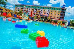 Legoland Florida Resort: Lego inaugura hotel temático em Orlando, Flórida;