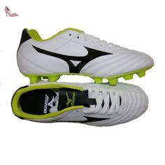 Mizuno , Chaussures pour homme spécial foot en salle Blanc Bianco - Blanc - Bianco, 42 EU