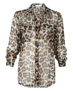 want i just love animal print