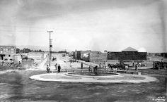 Una fotografía de los años treinta donde se aprecian las calles de la colonia Moctezuma. Esta fuente... - Proporcionado por El Universal Compañía Periodística S.A. de C.V.