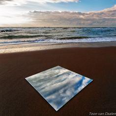Mirage. Reflection @the beach. #reflection #artisticphotography