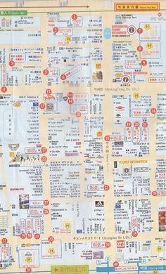 Top 4 Shopping Streets in Seoul – Myeongdong, Hongdae, Ewha, Dongdaemun | Singapore Travel Blog