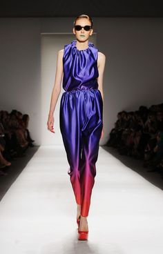 Alexandre Herchcovitch - Runway - Spring 2011 MBFW