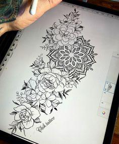 Wörter Tattoos, Boho Tattoos, Neue Tattoos, Badass Tattoos, Flower Tattoos, Body Art Tattoos, Hand Tattoos, Sleeve Tattoos, Tattos
