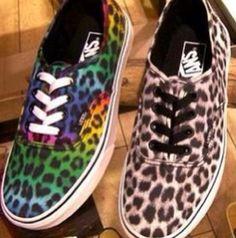 Cheetah Print Vans-Off the Wall Leopard Vans b86cdefed79