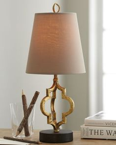 """""""Pattern Makers"""" Mini Lamp by Regina-Andrew Design at Horchow."""