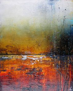 Artist: Laura Harris, Title: Unrelenting   I loved most everything on exhibit..