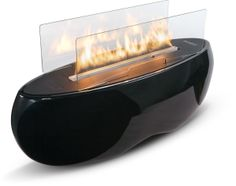 ZEN presents a perfect combination of white and black to bring a sense of visual balance. It does not matter if you prefer a very modern, gloss black look or a magical white which gives off a positive energy.  Today we choose black. What would you choose?  www.planikafires.com www.facebook.com/planikafire