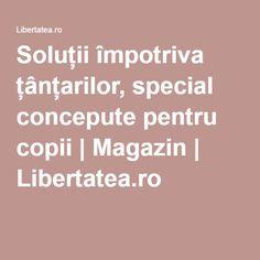 Soluții împotriva țânțarilor, special concepute pentru copii   Magazin   Libertatea.ro