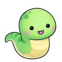 Chibi snake