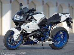 BMW R1200S HP-2 version.  Not worth the money, but a fun exercise on their part anyway.