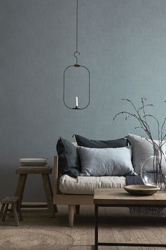 Natural Wonders: Linen Wallpaper from Boråstapeter