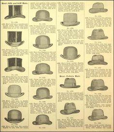 Mens-Silk-And-Stiff-Hats.jpg (800×923)