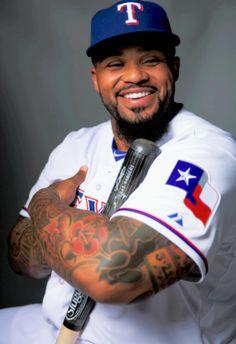 Prince Fielder, Texas Rangers #Texas #Rangers #TexasRangers #MLB #Baseball