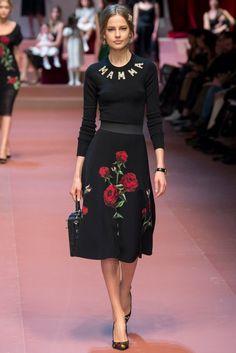 Dolce & Gabbana Herfst/Winter 2015-16 (70)  - Shows - Fashion