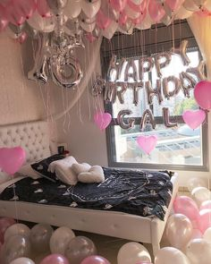 I would be in heaven if someone did this for me on my birthday.♥️
