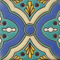 Mexican tile for a kitchen backsplash