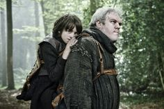 Game of Thrones' Bran Stark (Isaac Hempstead Wright) and Hodor (Kristian Nairn) will not be appearing in the show's fifth season. Hodor Game Of Thrones, Game Of Thrones Episodes, Game Of Thrones Characters, Isaac Hempstead Wright, Khal Drogo, Jaime Lannister, Cersei Lannister, Hip Hip, Daniel Radcliffe