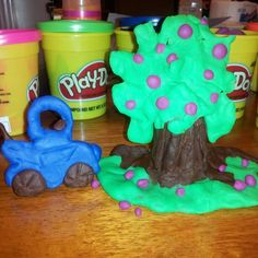 Play doh theme parties, or play dates.