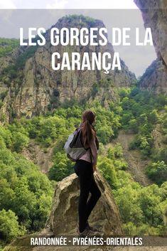 Découvrez une des plus belles randonnées dans les Pyrénées-Orientales Andorra, Pyrenees, France Travel, Time Travel, Trekking, Places To See, Grand Canyon, Road Trip, Destinations