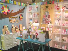 Craft Booth Display Ideas | Craft Show Booth Ideas