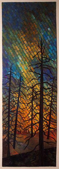 gloria loughman light up your landscape quilt workshop