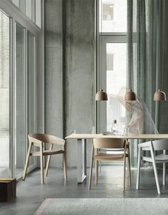 Hinting towards archetypical designs and Scandinavian traditions, the Cover Chair is a sophisticated take on a timeless form. #muuto #newperspectives #scandinaviandesign #homedecor #interiordesign