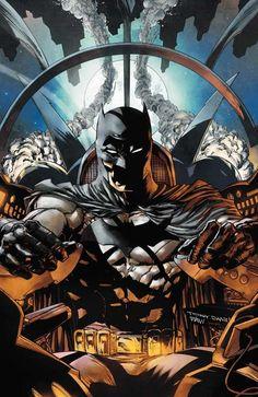 Tony Daniel - Batman