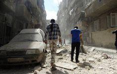 Se prolonga tregua en Alepo: ONU