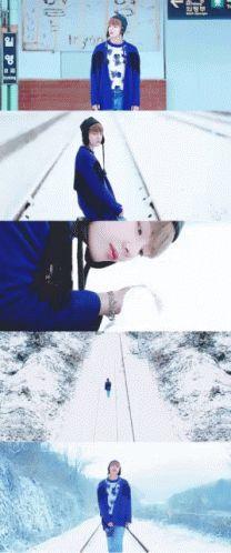 Bts Taehyung GIF - Bts Taehyung Springday - Discover & Share GIFs